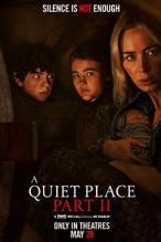 Sessiz Bir Yer 2 A Quiet Place Part II Full HD Film izle