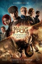 Major Grom: Plague Doctor 2021 Türkçe Altyazı&Dublaj