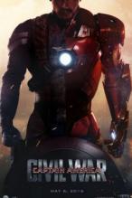 Kaptan Amerika: Kahramanların Savaşı Captain America: Civil War izle
